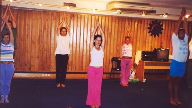 Encontro Nacional do Yoga - Algarve - 2003, Novembro, 7 a 9