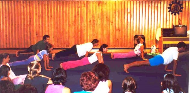 Yoga National Meeting - Algarve - 2003, November, 7 to 9
