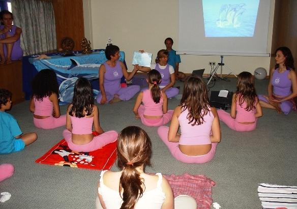 Encuentro Nacional de Yoga - Faro - 2006, Abril, 7 a 9