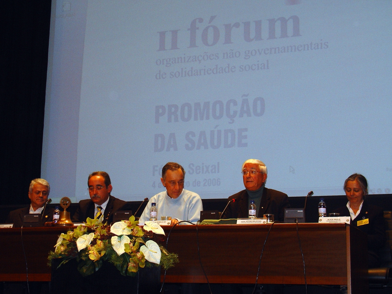 II Fórum das Instituições da Solidariedade Social