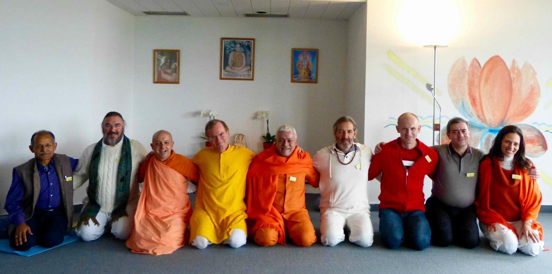 1º Congresso Europeu do Yoga - Fundação da Confederação Europeia do Yoga