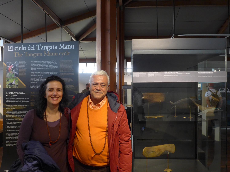 Museo Atropológico P. Sebastian Englert - Rapa Nui