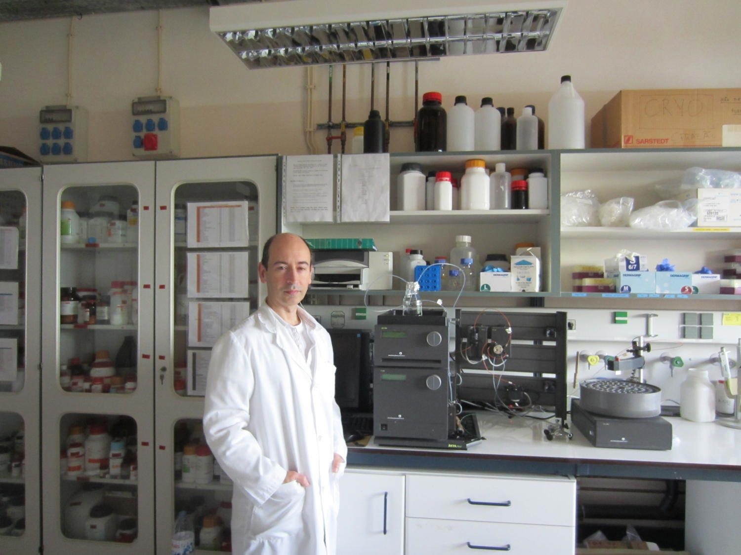 The Directors of the Scientific and Research Department : Dr. Ricardo Coelho - Prof. Vijñána
