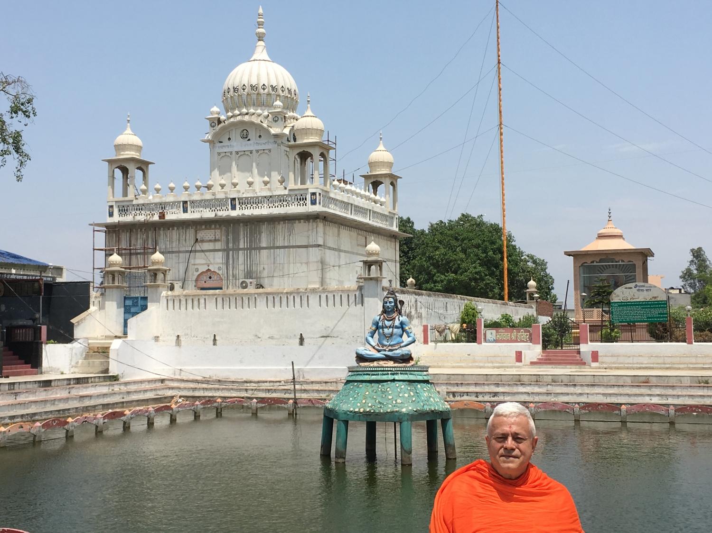 Sthaneshvar Mahádev Temple - Kurukshetra, Haryana, Índia - 2017, Maio