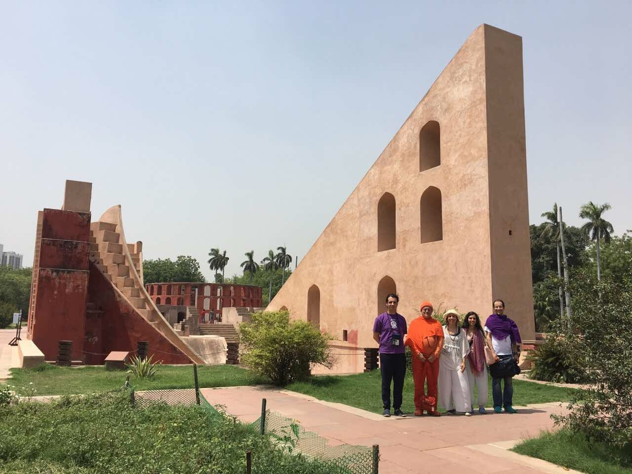 Jantar Mantar, New Dillí, India - 2017, June