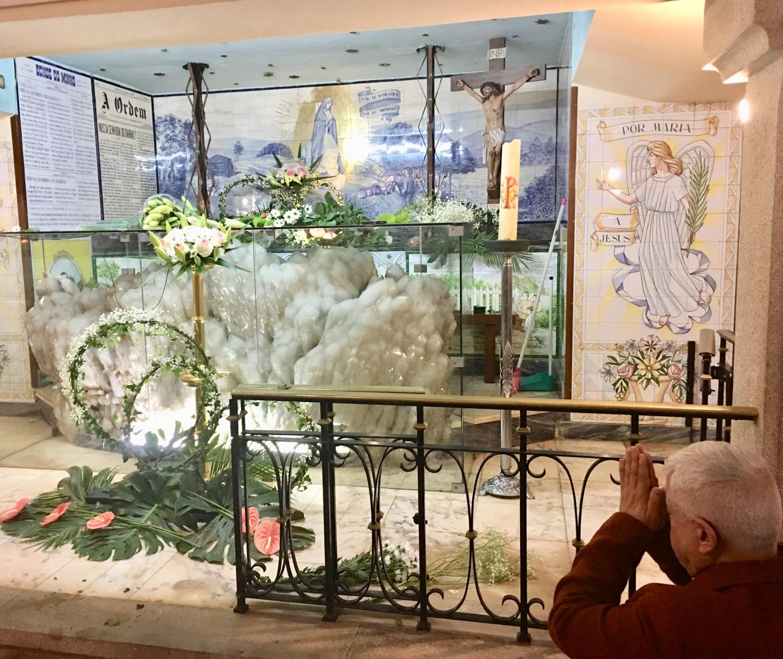 Santuário da Nª Sr.ª da Paz, S. João Baptista / Vila Chã, Barral, Ponte da Barca - 2018, Maio, 26