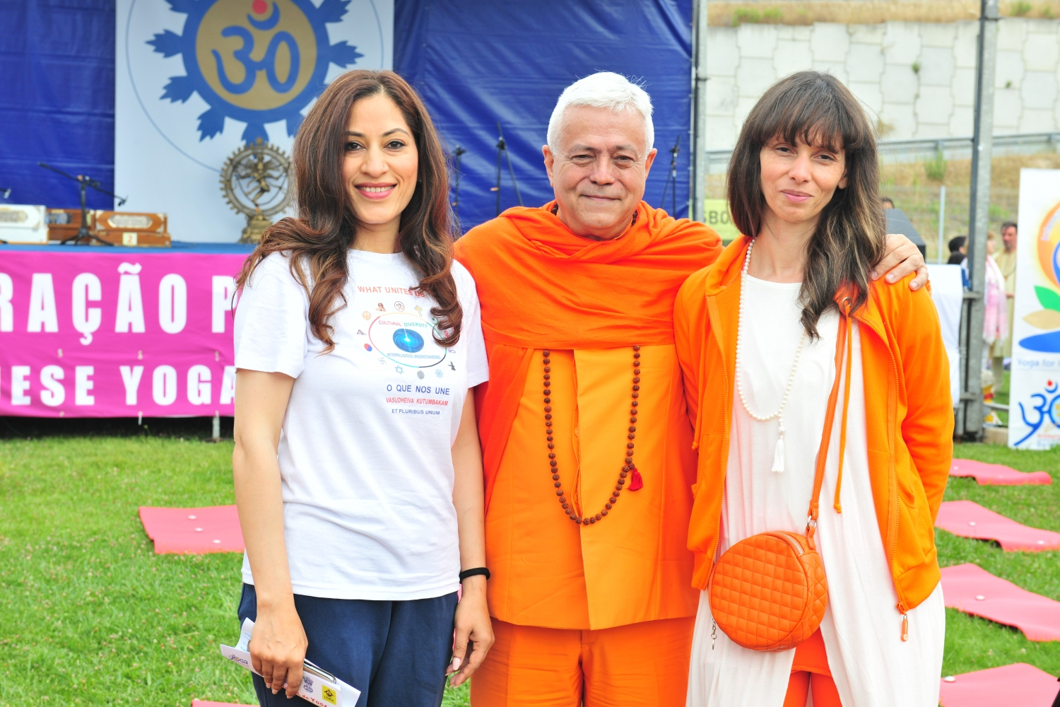 Commemoration of the International Day of Yoga - IDY - 2017 - Lisboa, Portugal