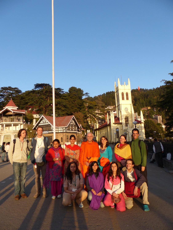 Shimla, Índia - 2013, Abril