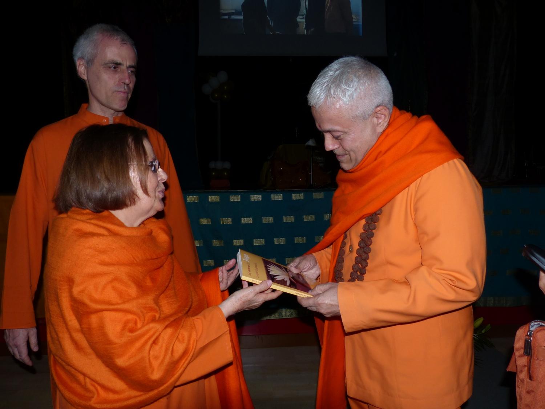 40º Aniversário do Centro do Yoga Shivánanda de Madrid - 2013, Junho (...)