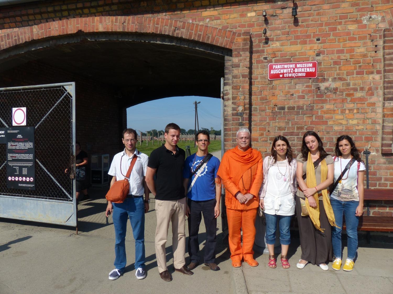 Auschwitz, Poland - 2013, July