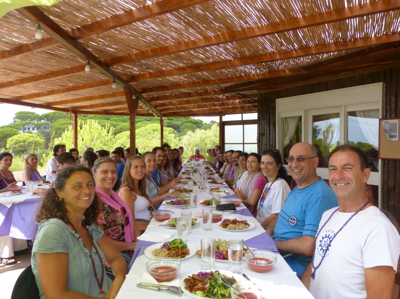 Semaine Intensive du Yoga - 2014 - Quinta da Calma, Algarve