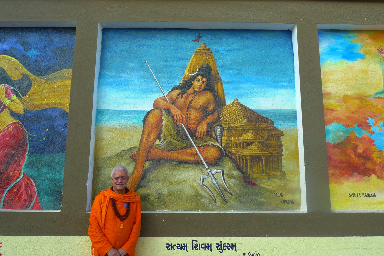 Jyotirlingam de Somnath, Índia - 2012, Dezembro