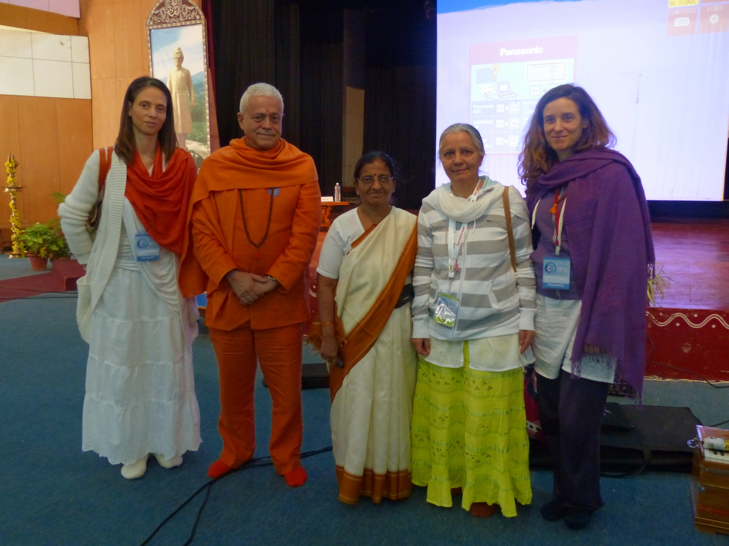 20th International Conference on Frontiers in Yoga Research and It's Applications - Universidade de Bengaluru, S-Vyása - 2014, Janeiro, 2 a 5