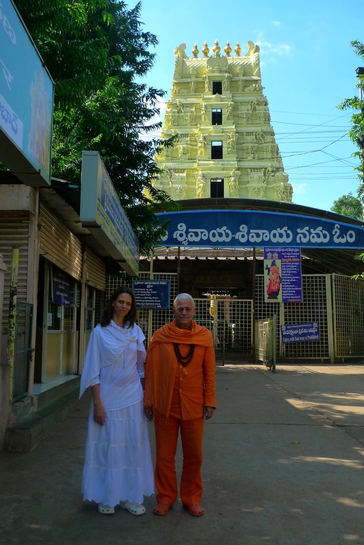 Jyotirlingam de Shrí Shailam - Índia, Andhra Pradesh - 2012, Dezembro