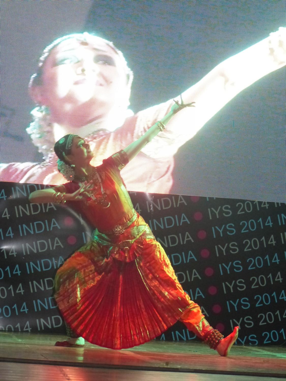 International Yoga Seminar - IYS 2014 INDIA - Ujjein, India - 2014, enero - Entrega del Premio Matsyendra Nathā