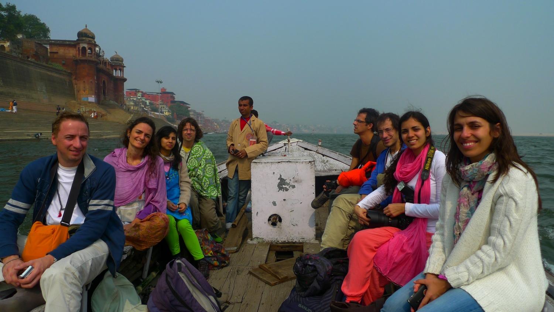 Ghats de Váránási, Índia - 2013, Fevereiro