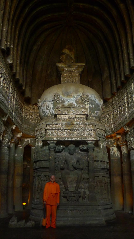 Ajanta Caves - Índia, Maharashtra - 2013, Fevereiro