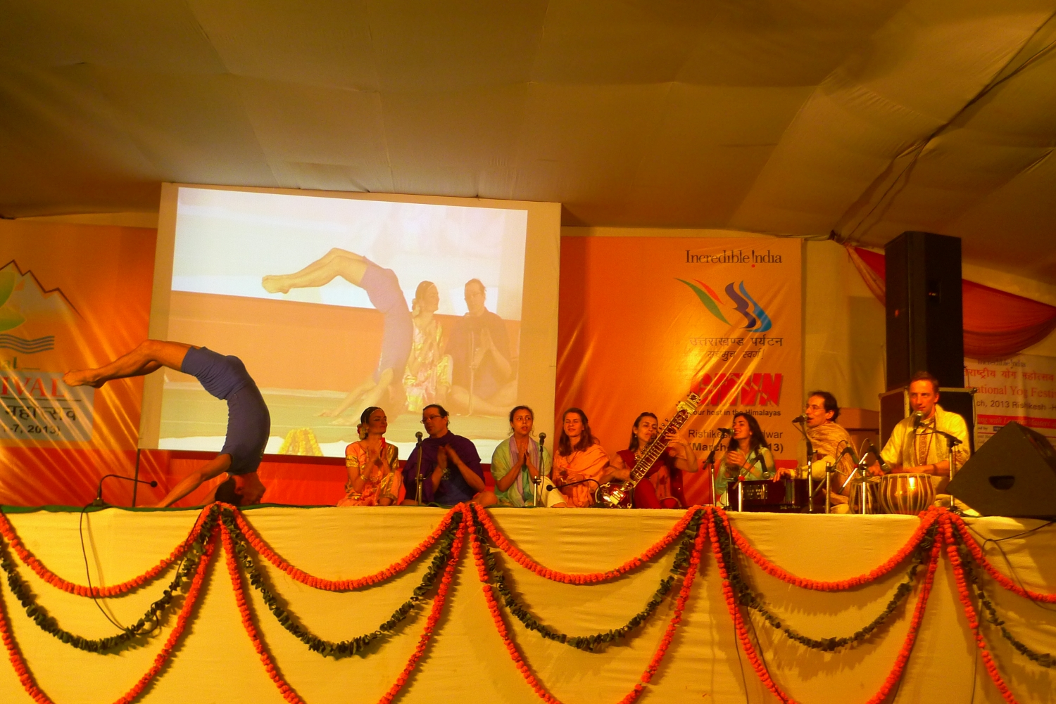 International Yoga Festival, rshikesh, 2013