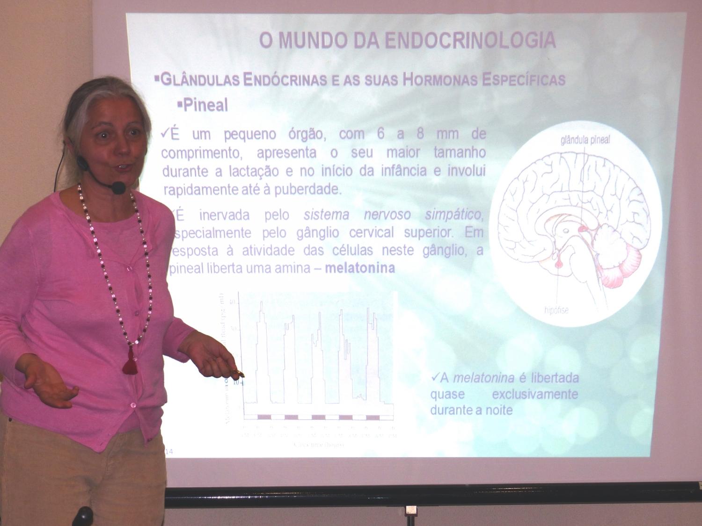 Conferência Drª Alice Paulo \ Lakshmi -