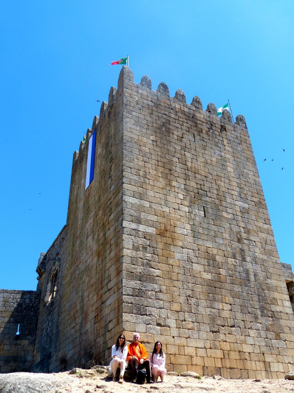 Visite à Belmonte, Portugal - 2014, mai