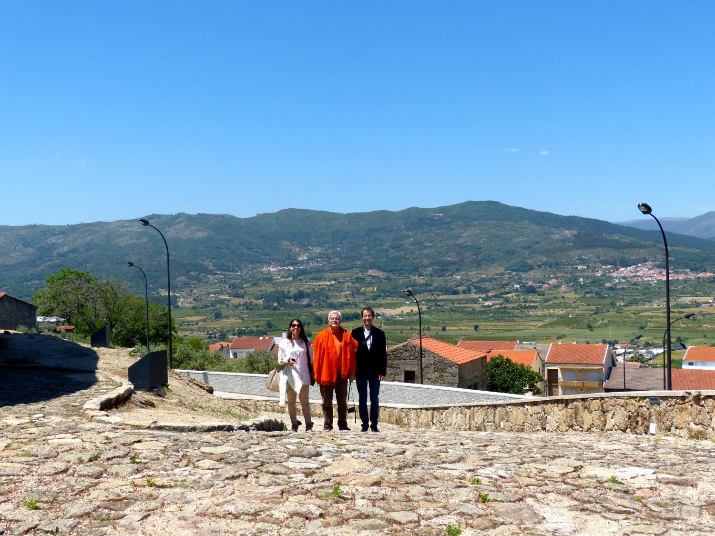 Visita a Belmonte, Portugal - 2014, Maio