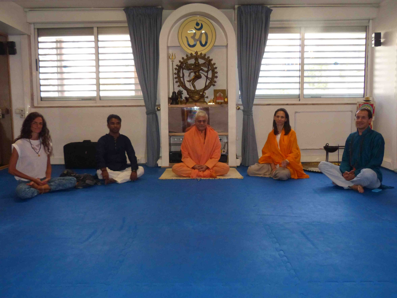 Aulas de Bharat Nathyam ministradas pela Kalakshetra Foundation em Portugal, 2014
