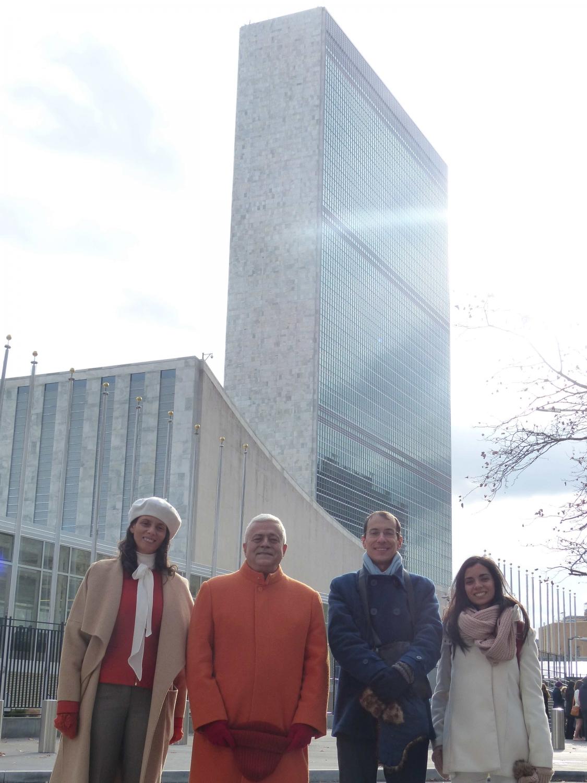Proclamação na ONU do International Day of Yoga - IDY / Dia Internacional do Yoga