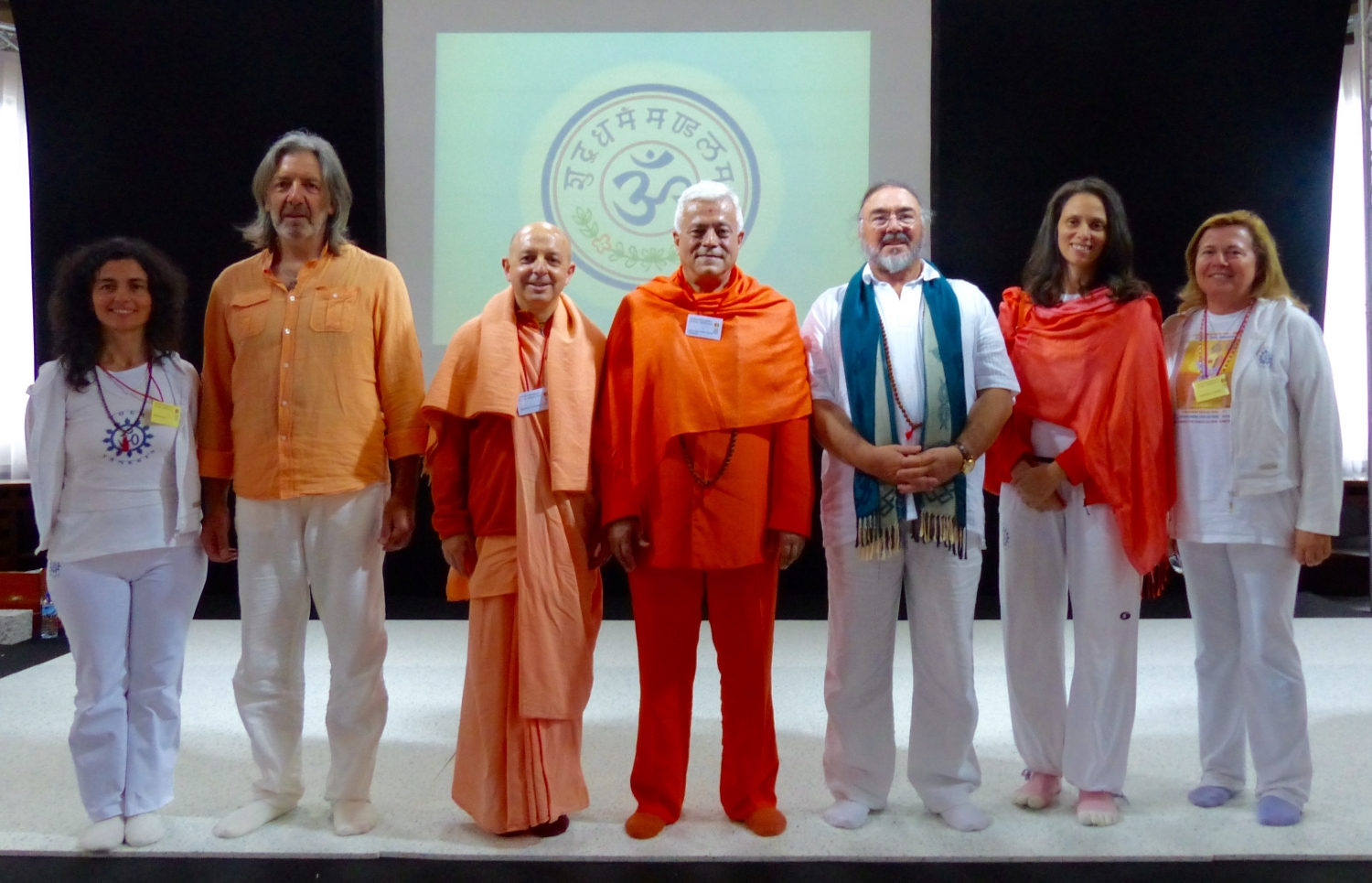 The Board of Directors of the Iberian Yoga Confederation