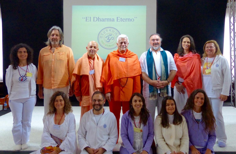 Representative from the Brahma Kumaris Spain