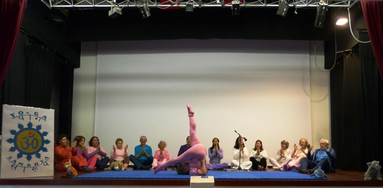 Yoga para Avós e Netos, Junta de Freguesia de Alvalade - 2016, Março, 22