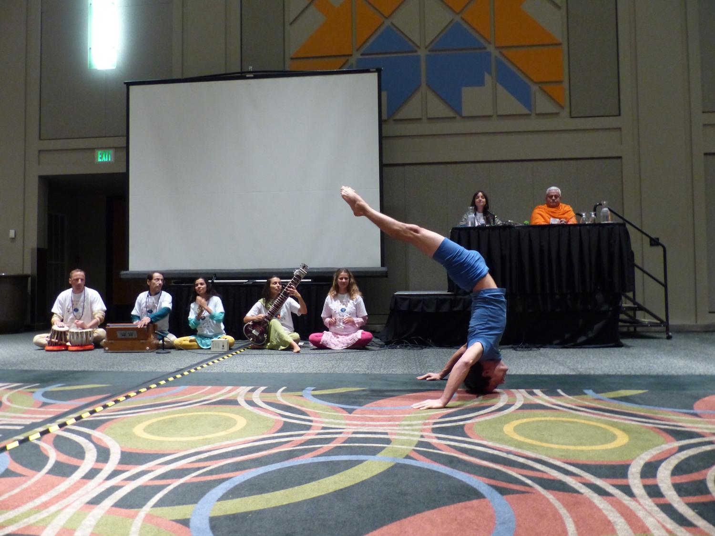 Apresentação das Disciplinas Técnicas do Yoga