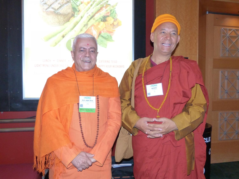 Com Bhikkhu Sanghasena - Índia, Leh-Ladakh