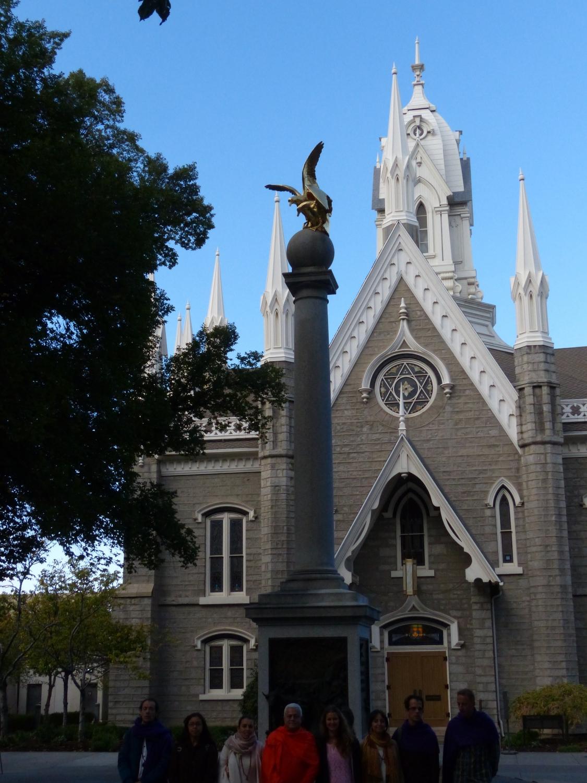 Temple Square - Salt Lake City, USA