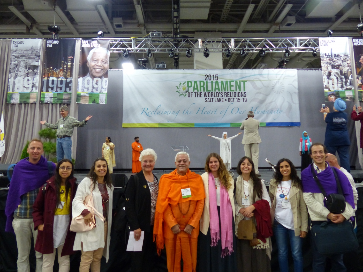 Parliament of the World's Religions 2015 - USA, Salt Lake City