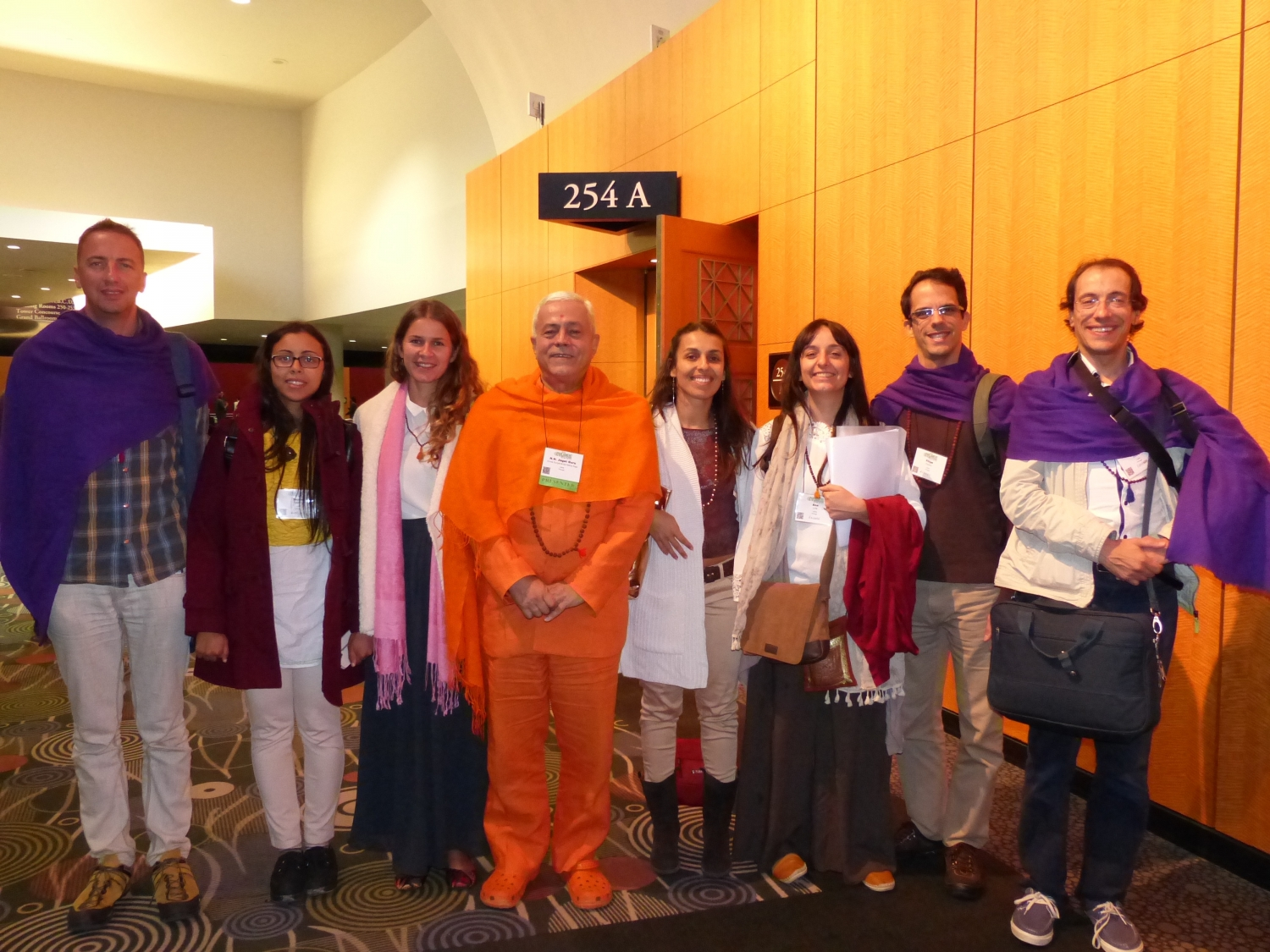 Parliament of the World's Religions 2015 - USA, Salt Lake City (...)