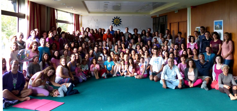 Encontro Nacional do Yoga - Sintra Encantada - 2015, Novembro, 13 a 15