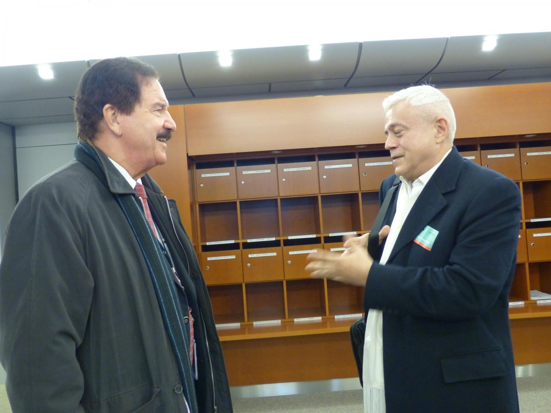 Com o Eurodeputado Dr. Fernando Ruas