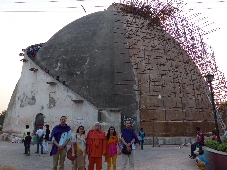 Golghar, Patna - Índia, Bihar- 2016, Maio