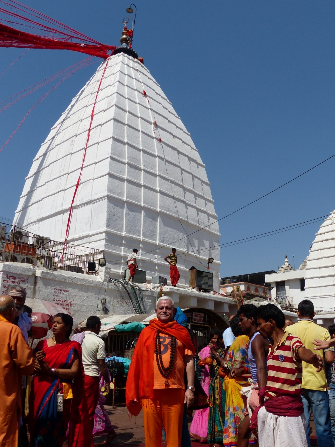 Jyotirlingam Vaidyanath, Dehogar, India - 2016, May