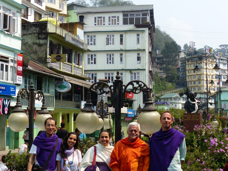 Gangtok - Índia, Sikkim - 2016, Maio