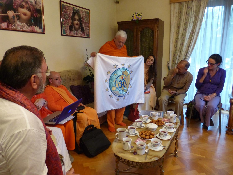 II Assembleia Magna da Confederação Europeia do Yoga