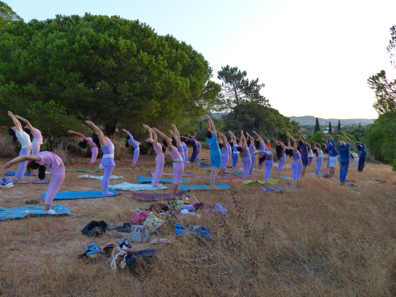 Intensive Yoga Week 2016 - Súrya Namaskára