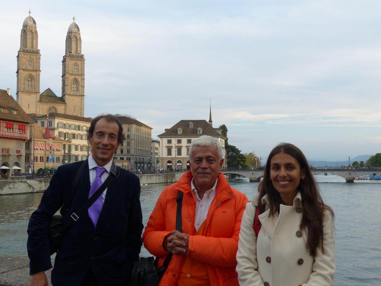 Suíça, Zurich - 2016, Setembro