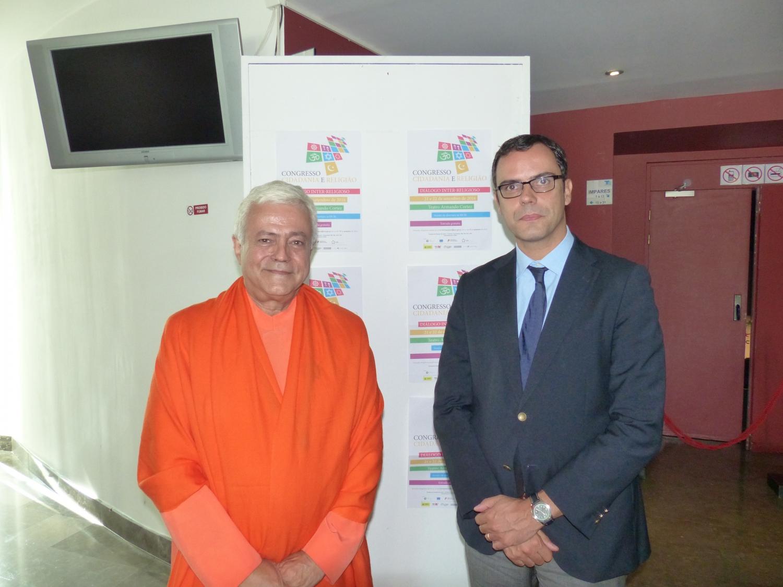 Com Dr. Pedro Calado - Alto Comissário para as Migrações
