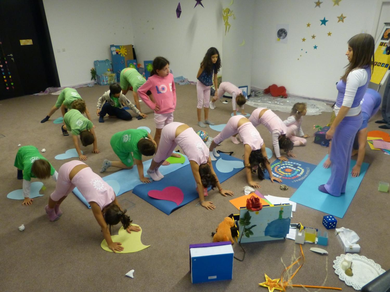 Convenção Nacional do Yoga - CONVENYO - 2016 - Viana do Castelo - Novembro, 11 a 13
