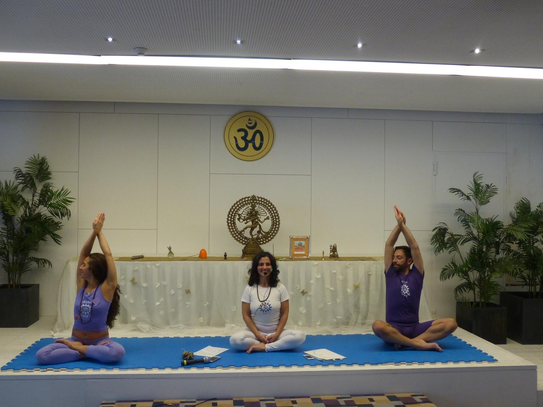7 Chakra Sádhaná (Master Sitá Deví)