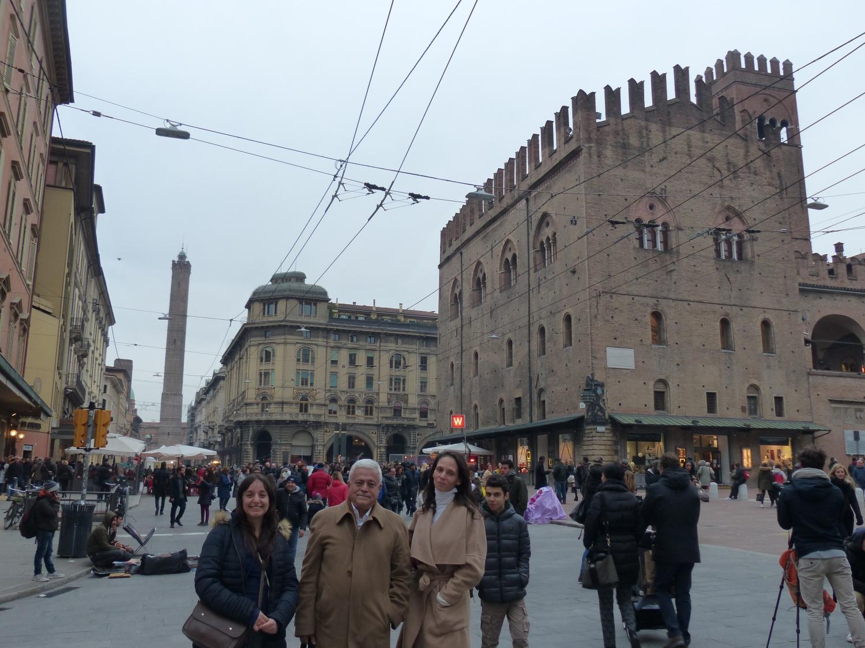 Itália,  Bolonha - 2016, Dezembro, 4 e 5