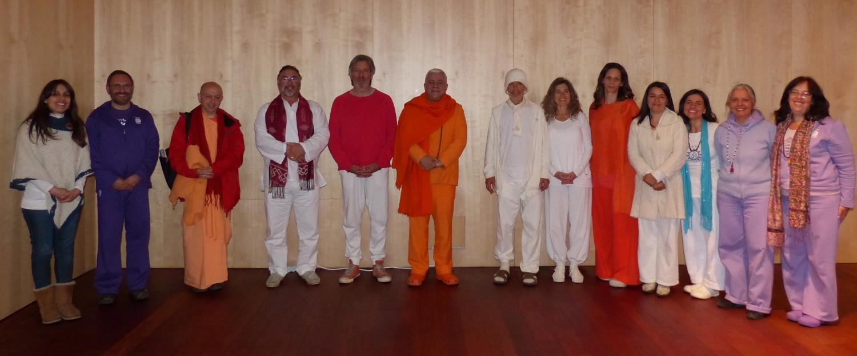 Assembleia Geral da Confederação Ibérica do Yoga