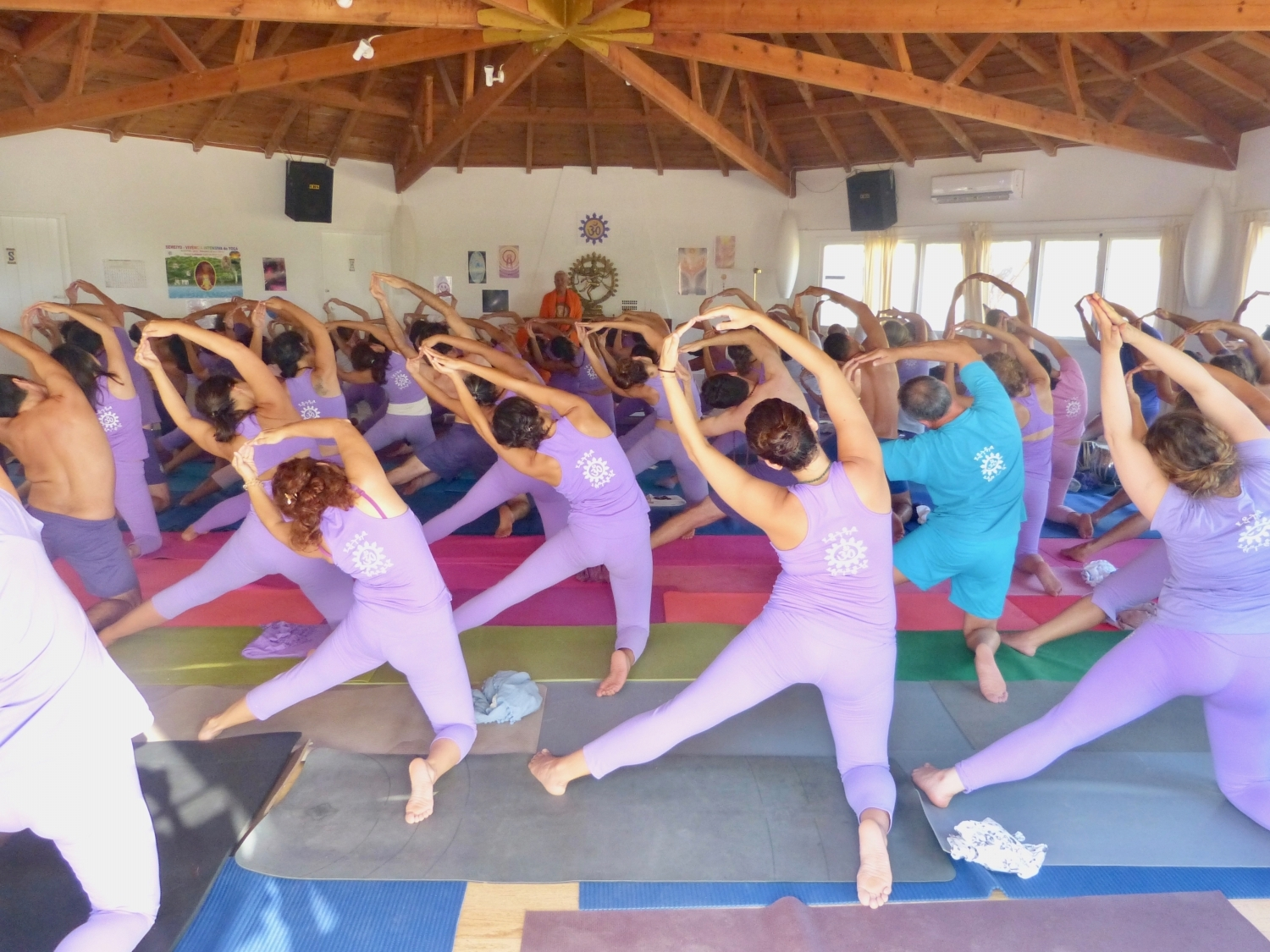 Intensive Yoga Week - 2019