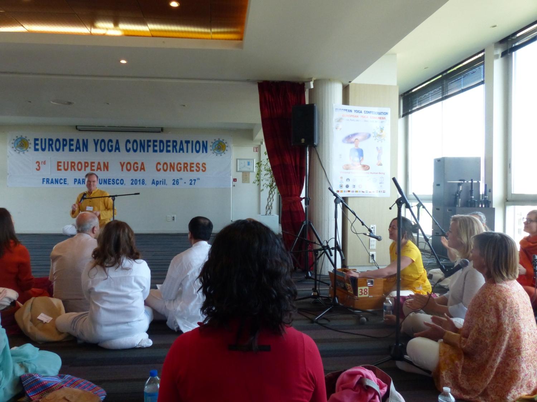 Master Sukadev Bretz (Yoga Vidya – Deutschland)